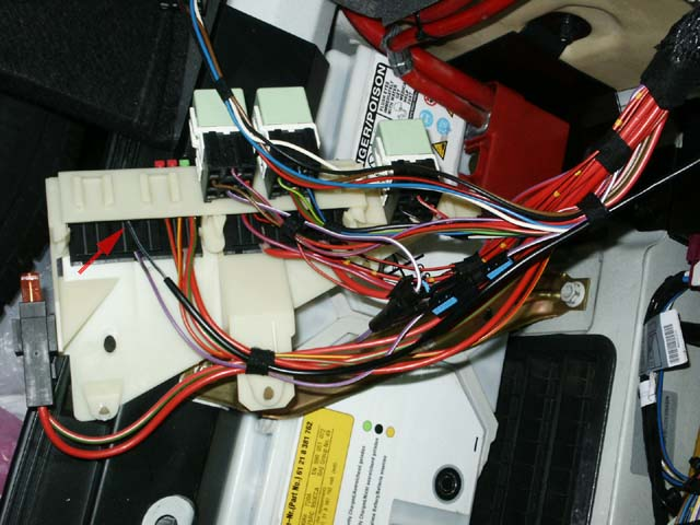 bmw e39 park distance control  pdc  wiring